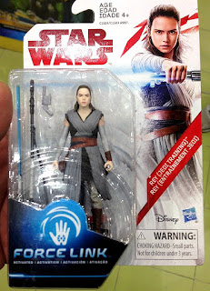 Hasbro Star Wars The Last Jedi Rey Jedi Training action figure 2