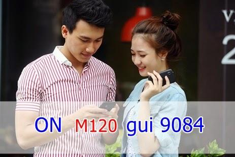 gói cước M120 Mobifone