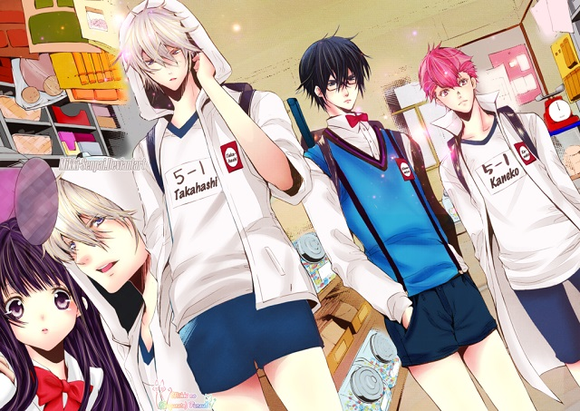 Hatsukoi Monster Subtitle Indonesia
