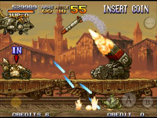 Metal Slug X Game For PC Full Version