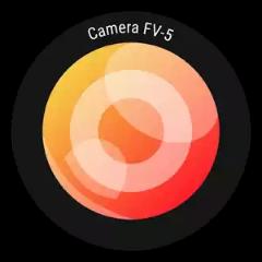 Download Camera FV5 Pro Apk terbaru