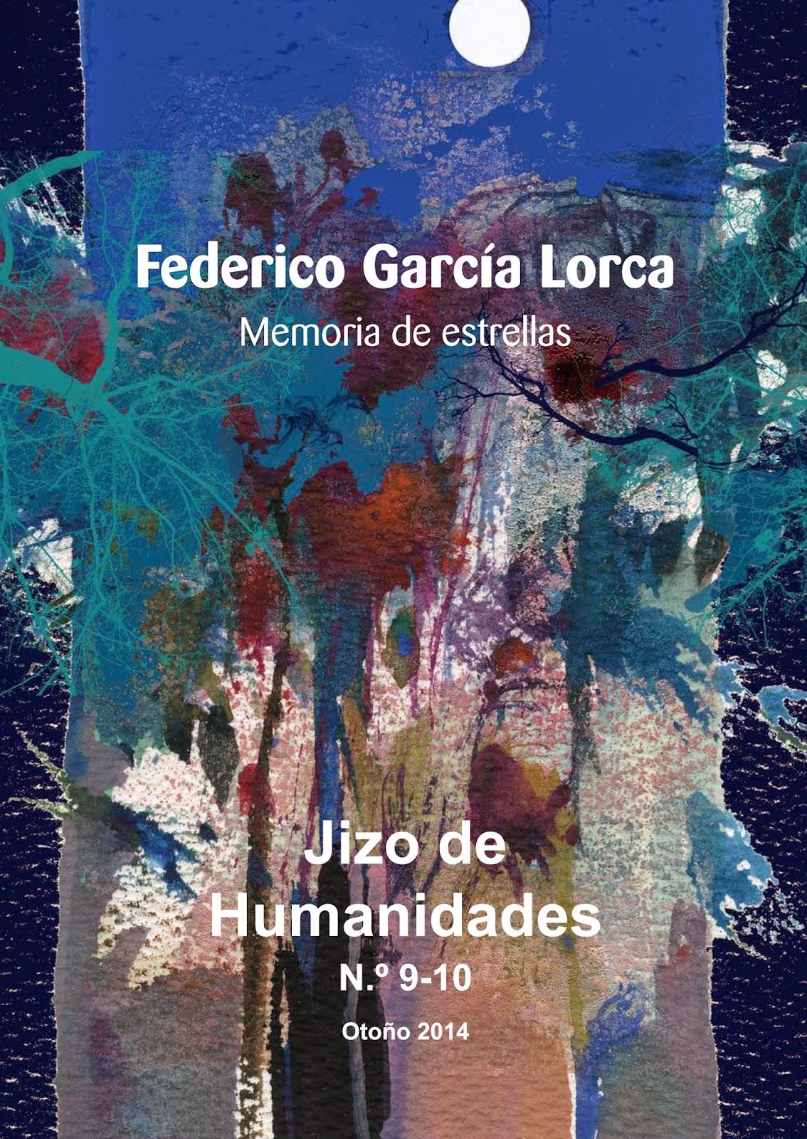 Federico García Lorca, Noche, bosque sonoro de estrellas,Ancile, Noche en blanco de Granada