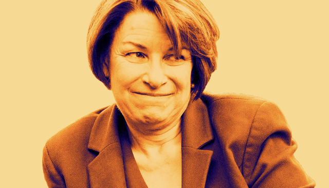 Amy Klobuchar, as a Prosecutor, Once Threatened Kids: Go to School—or Court