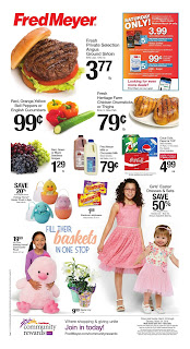 Fred Meyer Weekly Ad March 18 - 24, 2018
