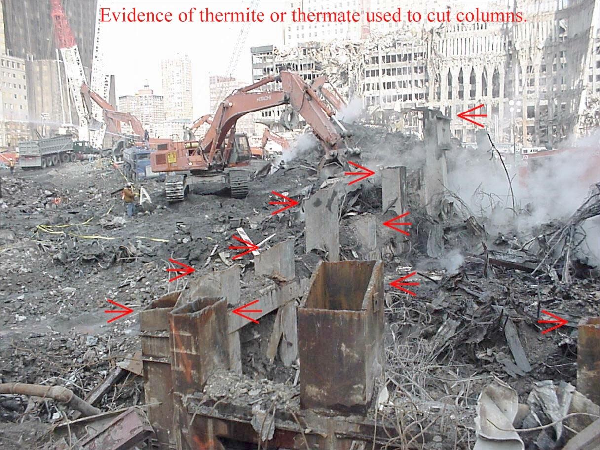 A G E N D A S: 911 Conspiracy Part 1