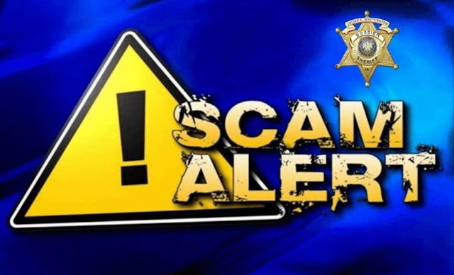 Scammers pretending to be deputies are calling to get money from local citizens