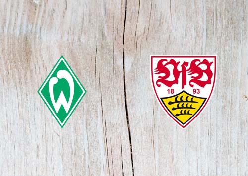 Werder Bremen vs VfB Stuttgart - Highlights 22 February 2019