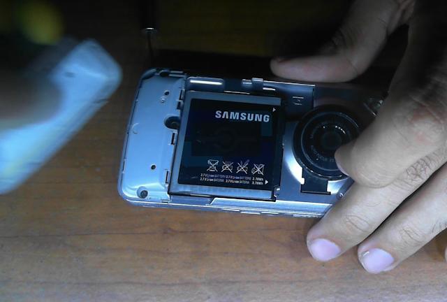 M8800 sin tapa trasera con bateria