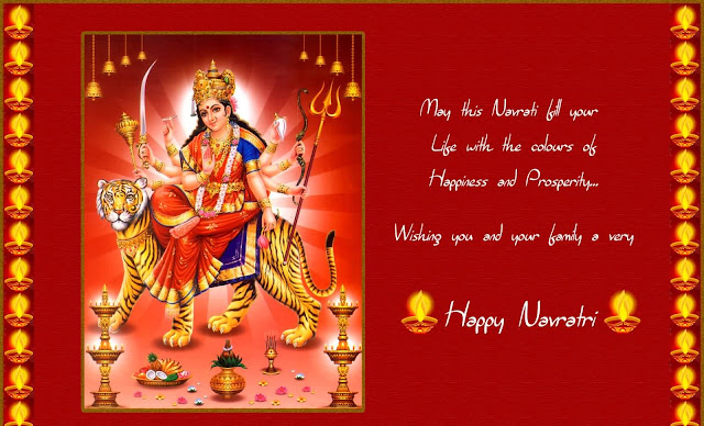 Happy Navratri Wallpapers 9