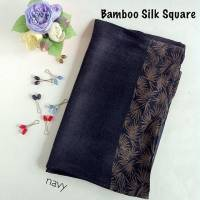 Bamboo Silk Square