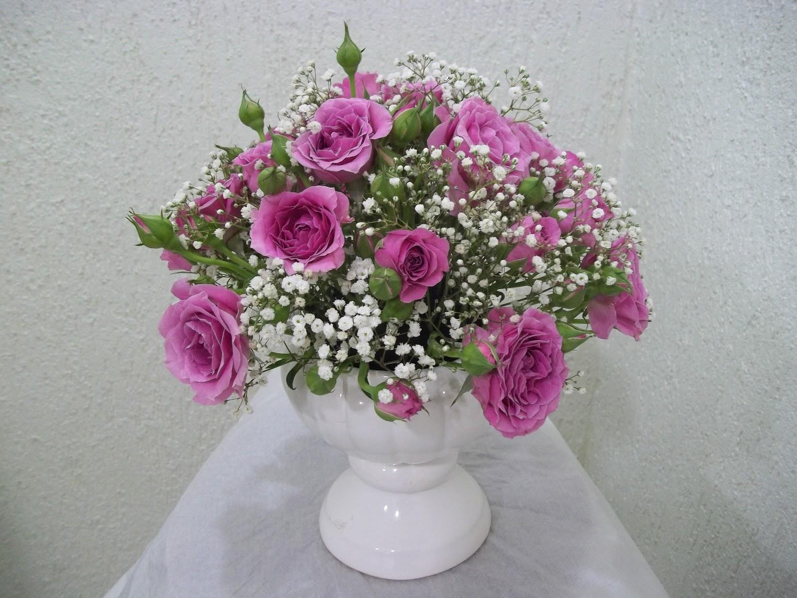Uma Flor De Bom Dia: Lily Flores: BOM DIA PRIMAVERA
