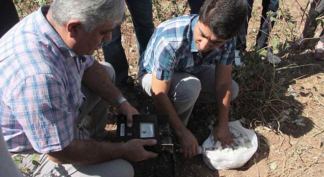Diyarbakır'da pamuk kontrolörlerine eğitim verildi