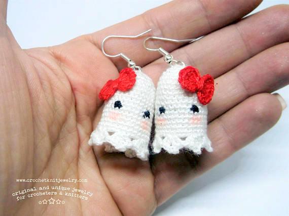 Amvabe Crochet Crochet Knit Jewelry Crochet Designer