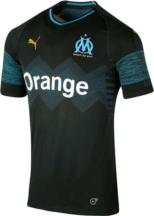 07494e320 Puma Olympique Marseille 18-19 Away Kit Released - Leaked Soccer Cleats