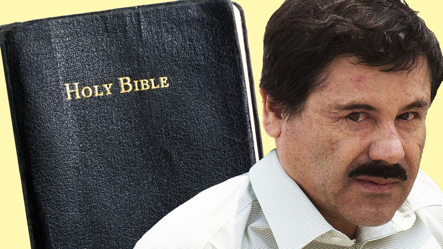 borderland beat el chapo denied bible in jail because feds fear it