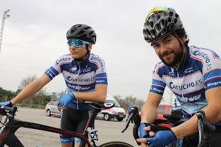 Alberto y Gonzalo en Trofeo Guerrita