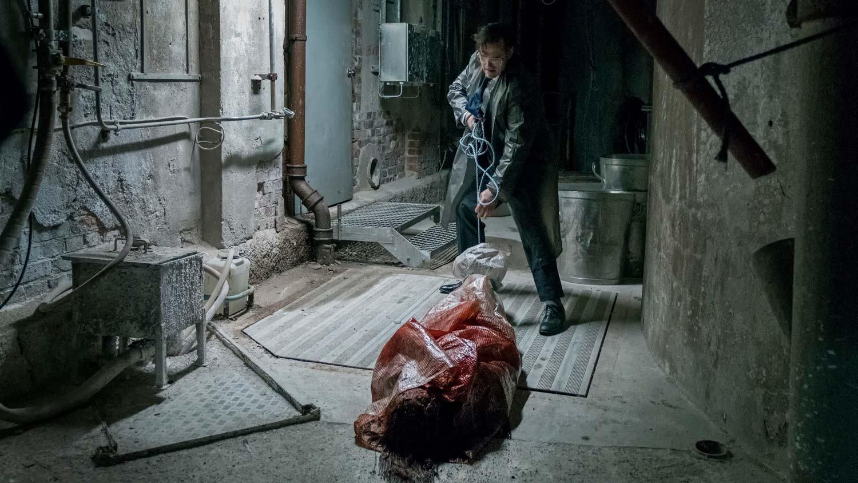 LA CASA DE JACK - película - Matt Dillon