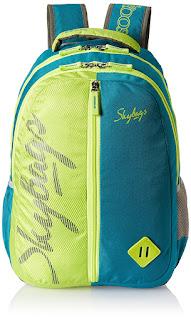 skybag 25 liters teal school