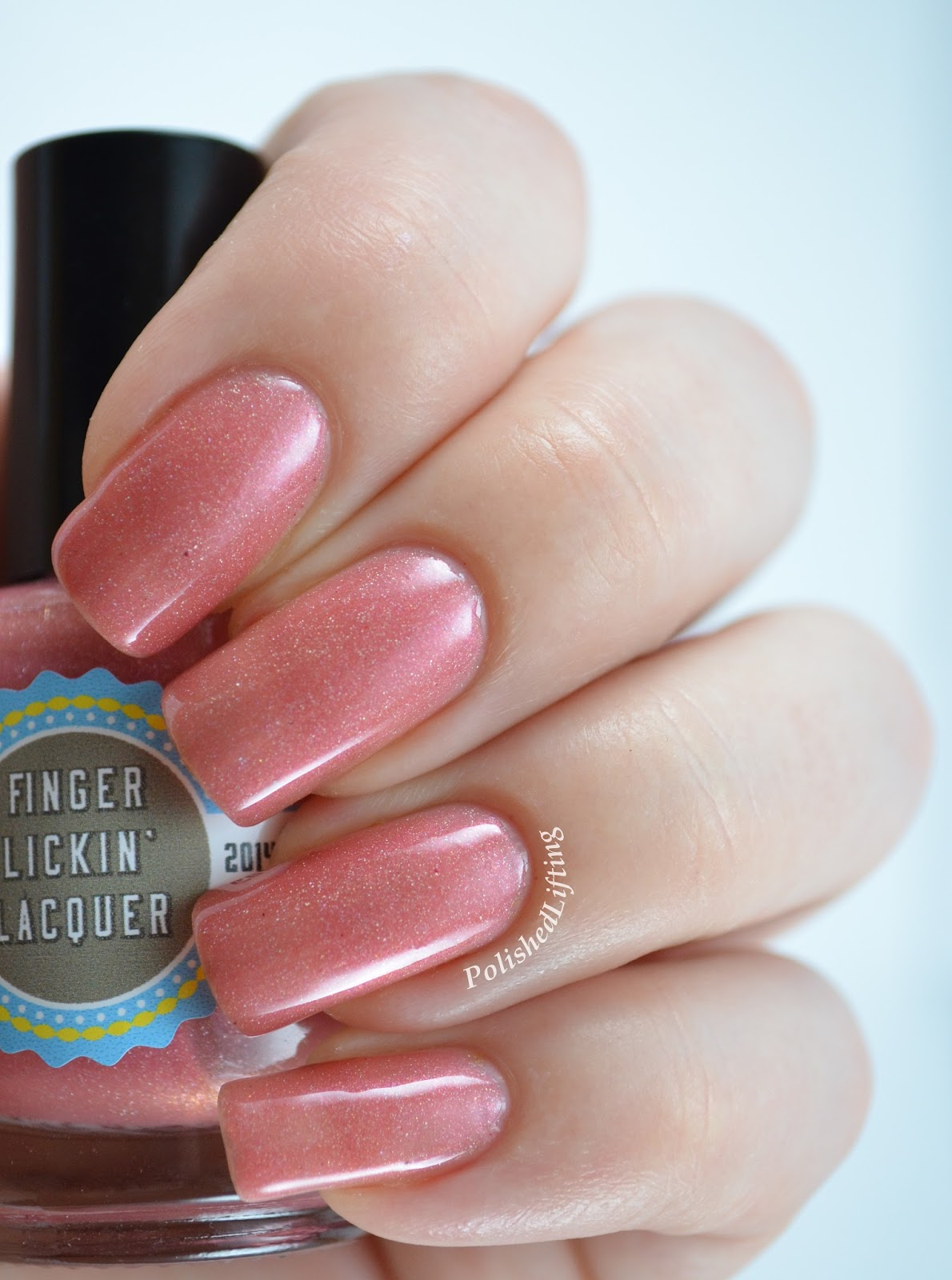 Finger Lickin' Lacquer Cherry Pie Supernatural TV