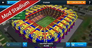 DLS18 İstediğin Takımın Stadını Yapma Hilesi/Modu Yeni