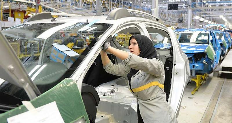 Le Maroc va largement dépasser les 100 milliards pour son secteur automobile en 2020.