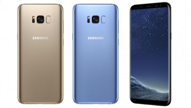 Samsung Galaxy S8 dan Galaxy S8+