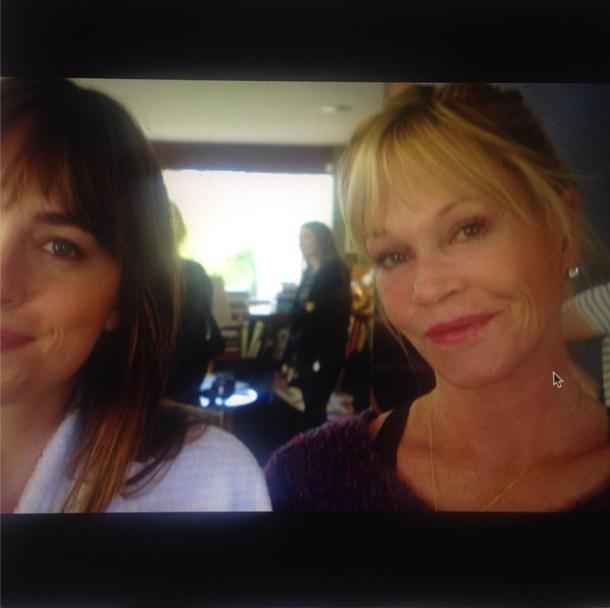 Fifty Shades Updates: PHOTOS: Instagram Photos of Dakota ...
