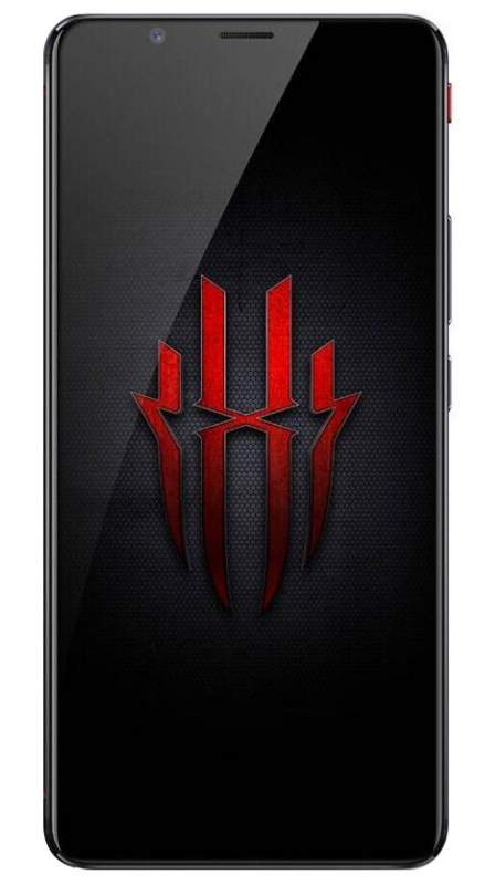 ZTE Nubia Red Magic 2 Front View