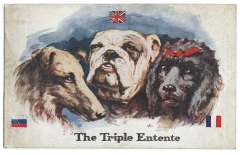 Roads To The Great War How Did The Triple Entente Come About