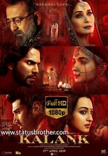 Download Kalank Full Movie In Hindi HD Movie4me | 1440p, 1080p, 720p, mp4, avi, flv