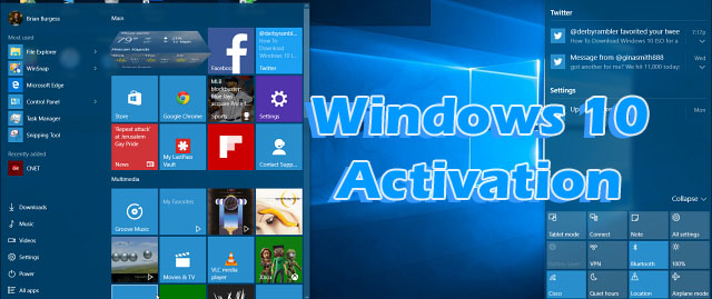 How To Activate Windows 10 With Windows 10 Product Key?