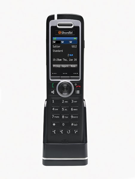 Shoretel IP930D DECT Wireless Handset 1