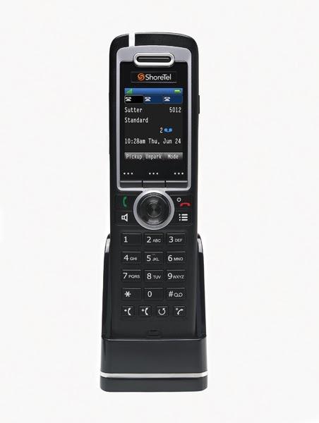 Shoretel IP930D DECT Wireless Handset 1