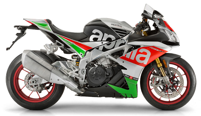 Aprilia RSV4 and Tuono 2017 First Look Review