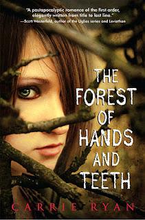 Reseña de El Bosque de Manos y Dientes #1 - Carrie Ryan