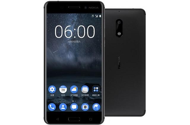 مواصفات وسعر جوال Nokia 8