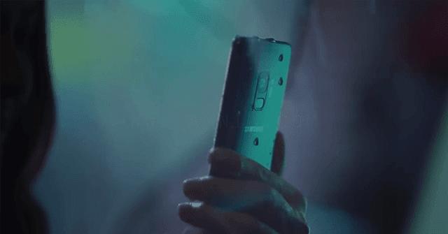 جالكسي Galaxy S9 | مضاد للمياه مع أسرع تعرف على بصمة الأعين عالمياََ