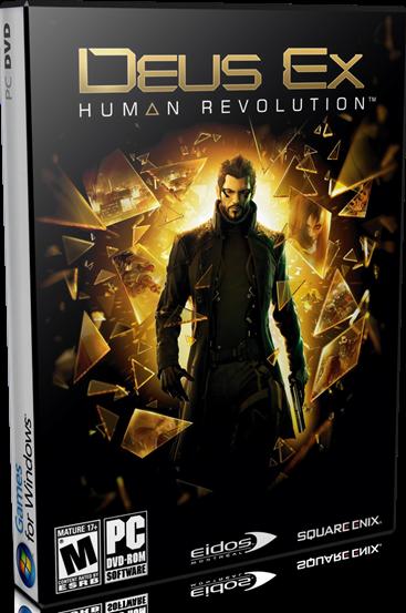 Deus Ex Human Revolution El Eslabon Perdido DLC PC Full Español