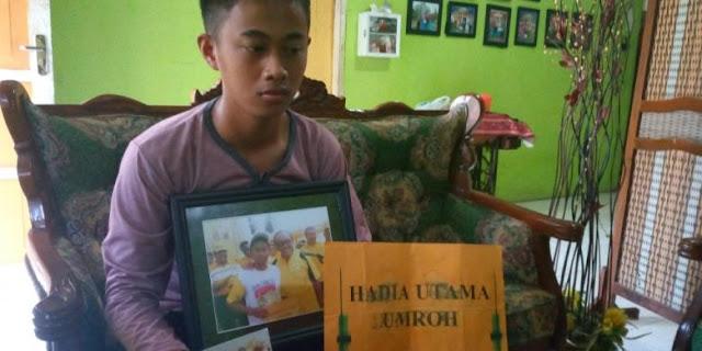 2,5 Tahun Menanti, Warga Polewali Tagih Janji Hadiah Umrah dari Aburizal Bakrie