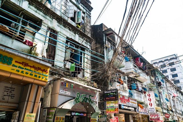 Yangon-Myanmar-Birmanie