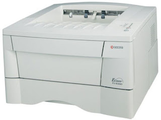 Kyocera manufactures a full choice of laser printers Kyocera FS-1030D Driver Download