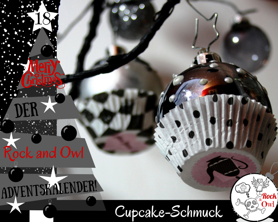 Rock And Owl Blog 18 Cupcake Christbaumschmuck