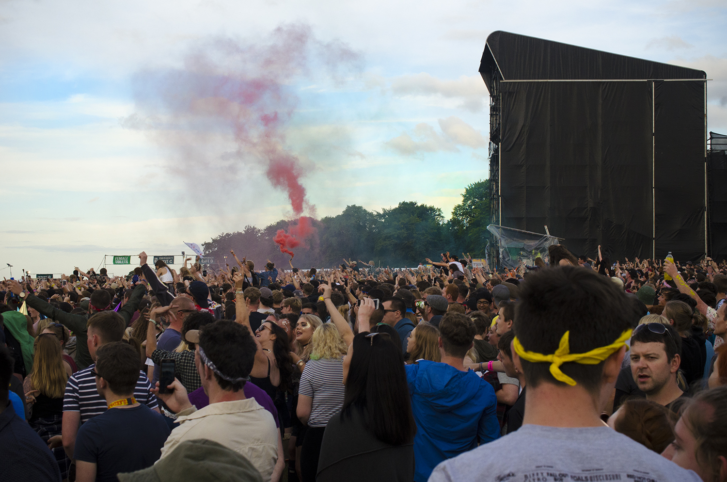 The Courteeners Leeds Festival 2016 diary