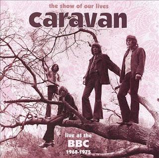 Caravan - Live at the BBC 1968-1975