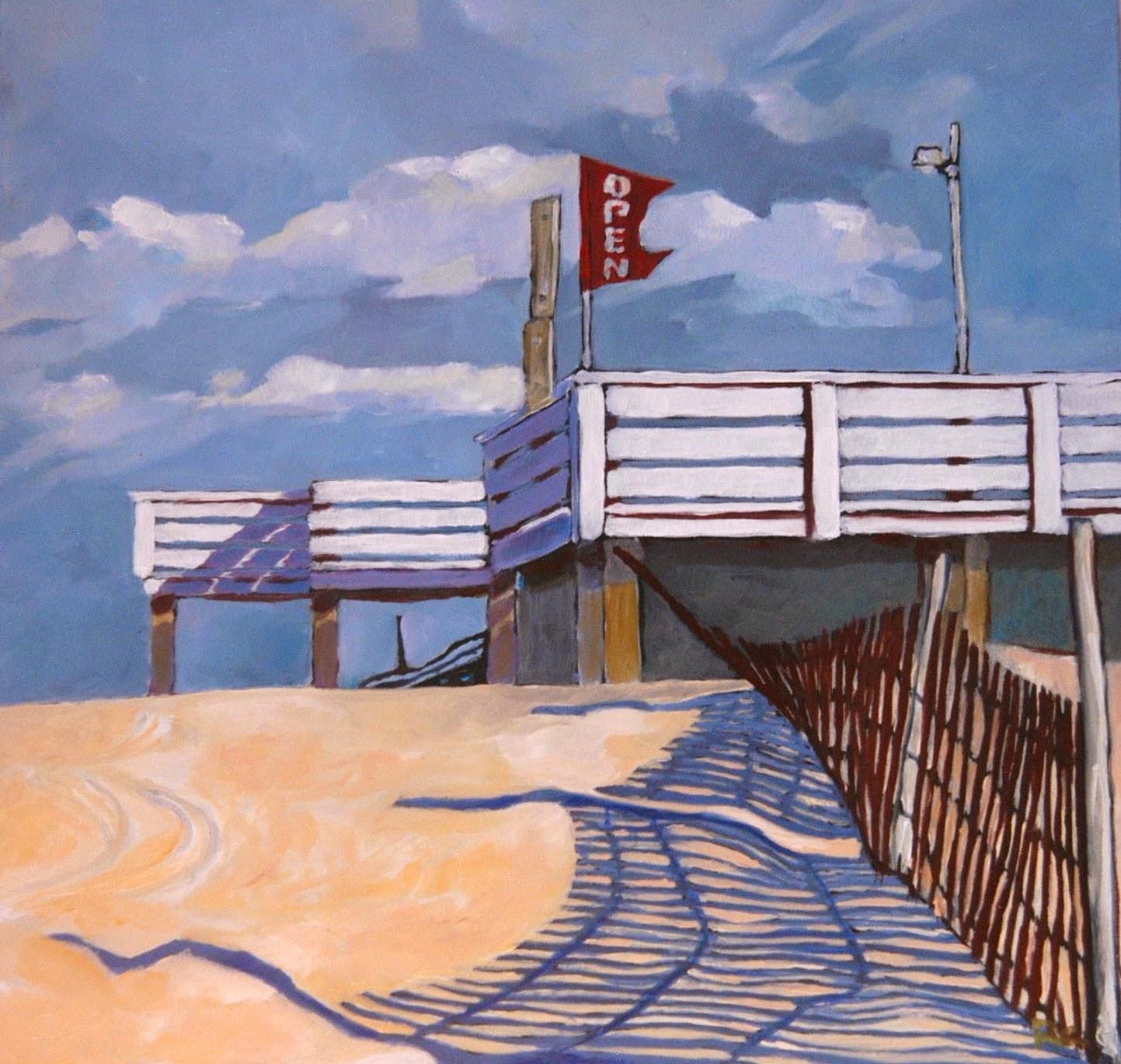 Pier 31: RACHEL KLECKER CLEGG