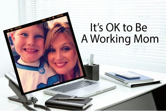 Μαμά και Εργαζόμενη
