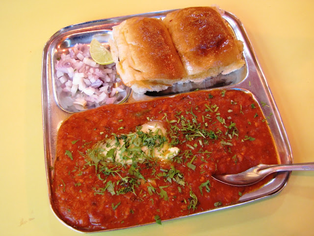 Pav Bhaji Sweets and Recipes For This Diwali