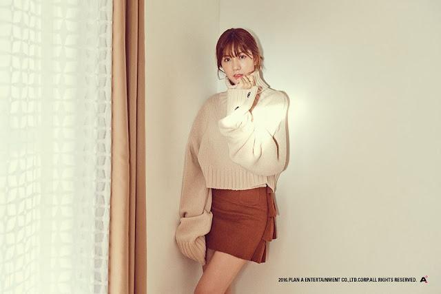 Hayoung A Pink Teaser Comeback  Terlihat Pendiam dan Dewasa