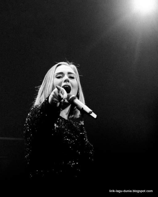 Foto Adele Terbaru - Instagram