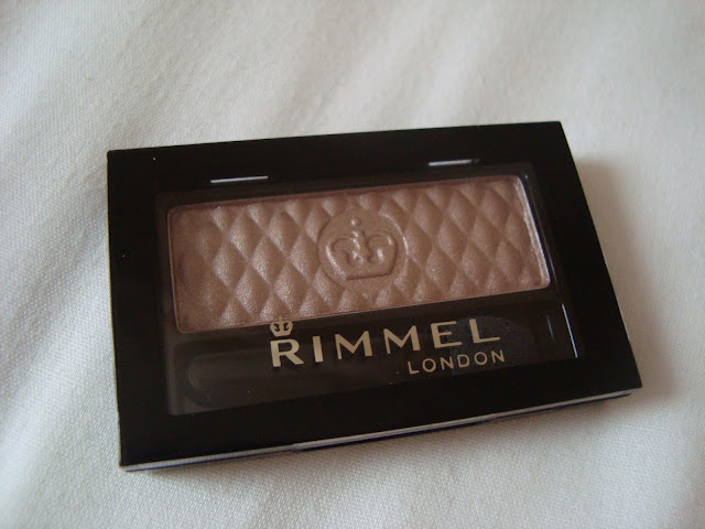 Review Rimmel London Glam Eyes Mono Eyeshadow In Smokey
